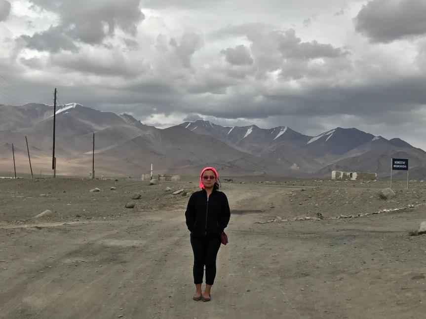 Lake Tolpur to Murgab: Pamir Highway Day2