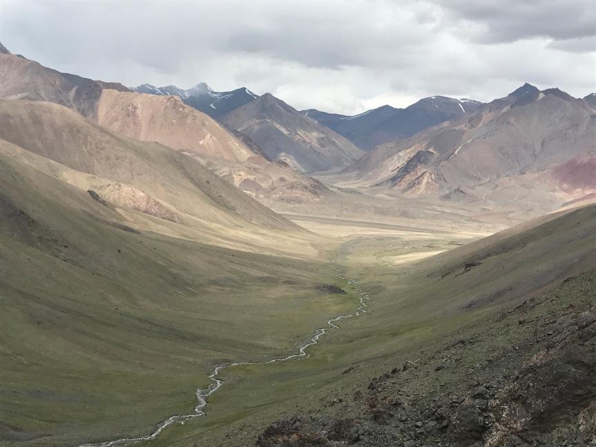Pshart Valley Hike: Pamir Highway Day3
